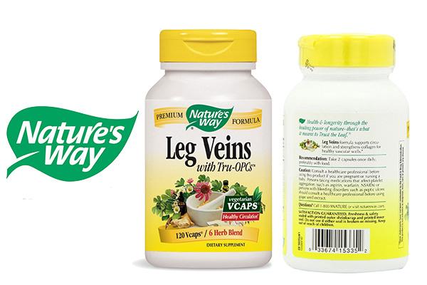 Nature's Way Leg Veins