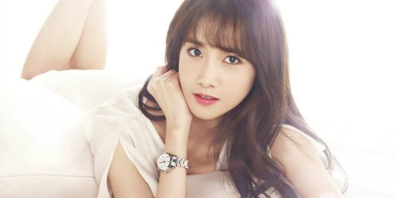 Yoona (SNSD) quyến rũ với ''nâu ánh đồng''