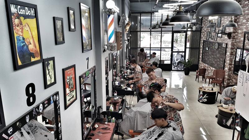 Nâu Barber Shop Đà Nẵng