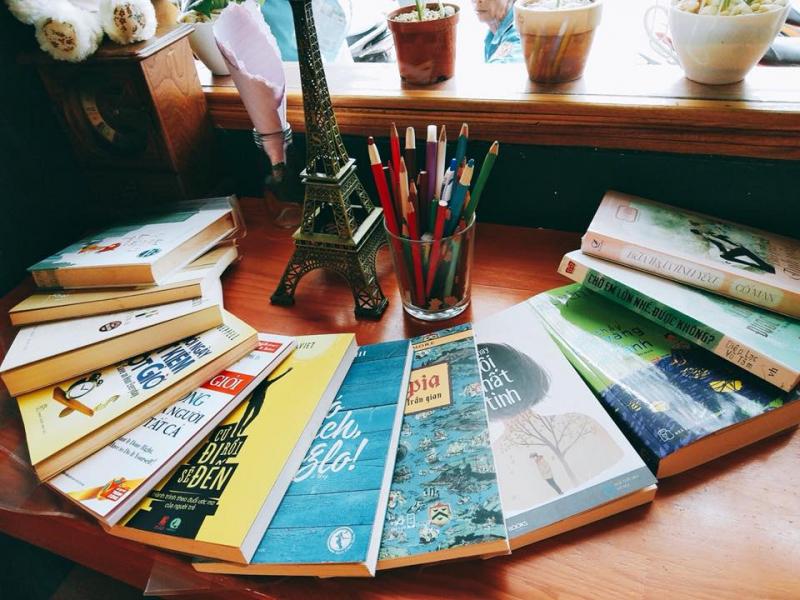 Nâu Cafe là điểm đến được khá nhiều bạn sinh viên lựa chọn