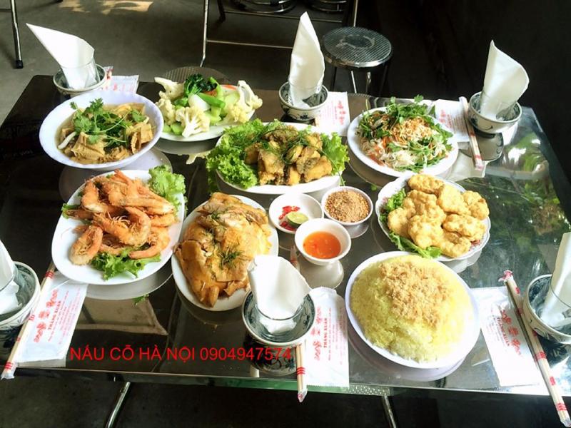 Nấu cỗ Hà Nội