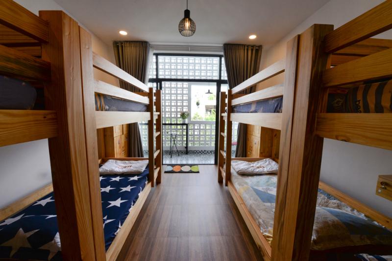 Phòng tại NẪU HOUSE HOMESTAY