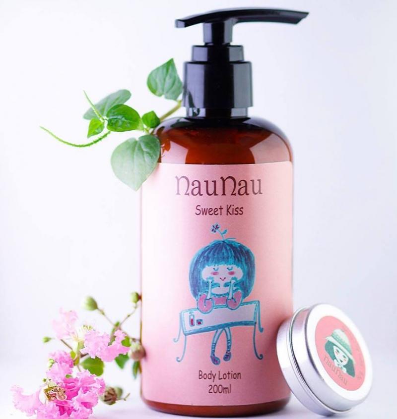 Sản phẩm sửa tắm của Naunau