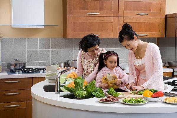 Cùng những người yêu thương nấu những món ăn đầy ý nghĩa
