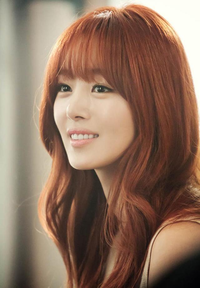 Màu tóc mang lại vẻ đẹp ngọt ngào