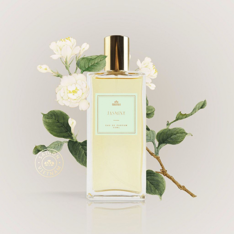Tinh dầu NauNau The Garden - Jasmine