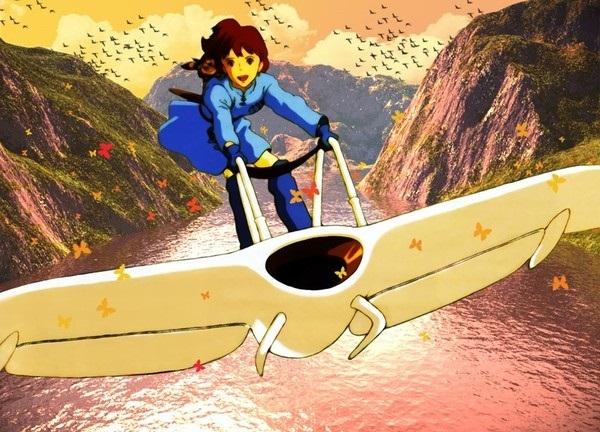 Nausicaa – Công chúa của thung lũng gió