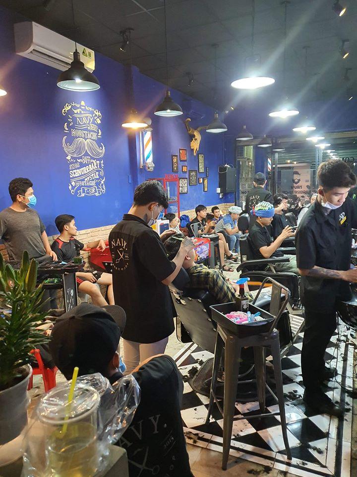 NaVy Barber shop