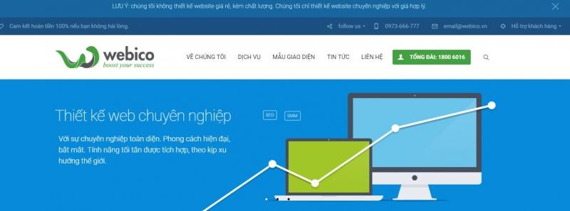 Công ty TNHH WEBICO
