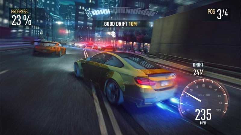 Trò chơi yêu cầu game thủ phải phản ứng nhanh lẹ