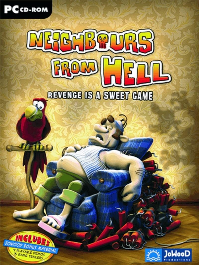 Trò chơi Neighbours from Hell