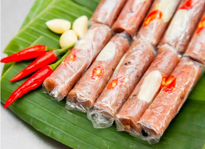 Nem chua - đặc sản mang thương hiệu của Thanh Hóa