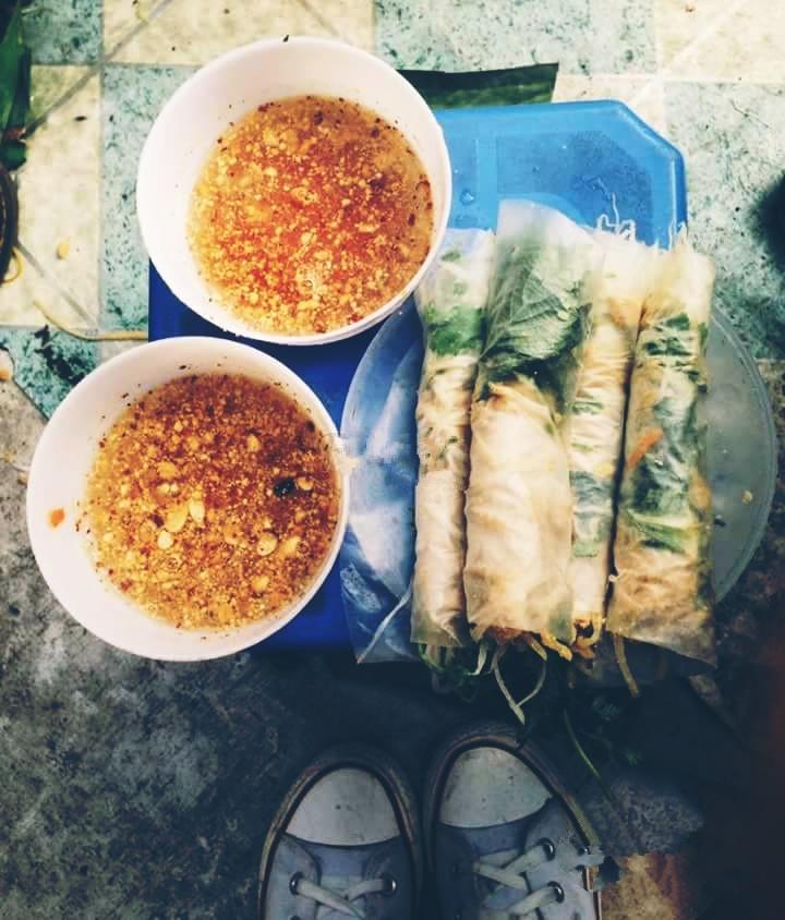 Spring rolls Nguyen Nhu Do