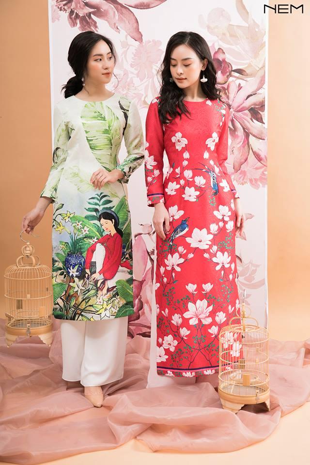NEM được thiết kế với phong cách nhã nhặn, thanh lịch, chất liệu vải rất bền và đẹp