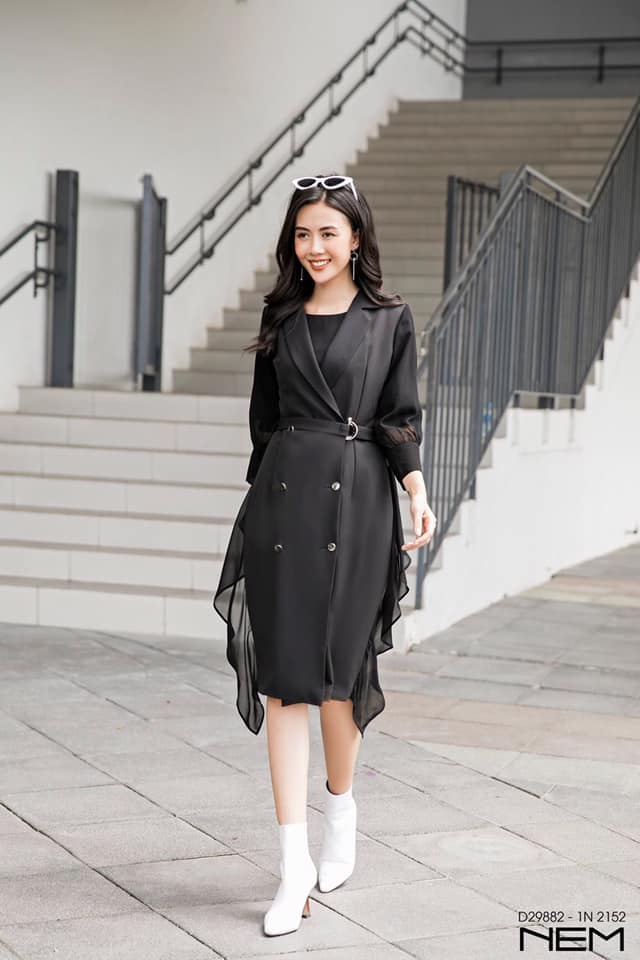 NEM Fashion chắc chắn là địa chỉ không còn xa lạ với những quý cô sành điệu nơi công sở.