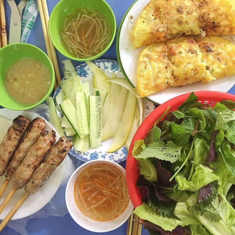Bánh xèo Nguyễn Khuyến