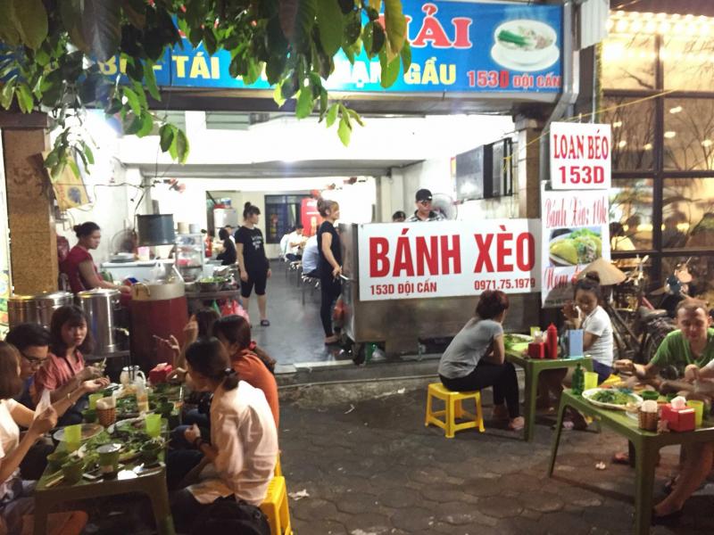 Nem lụi - Quán Loan Béo