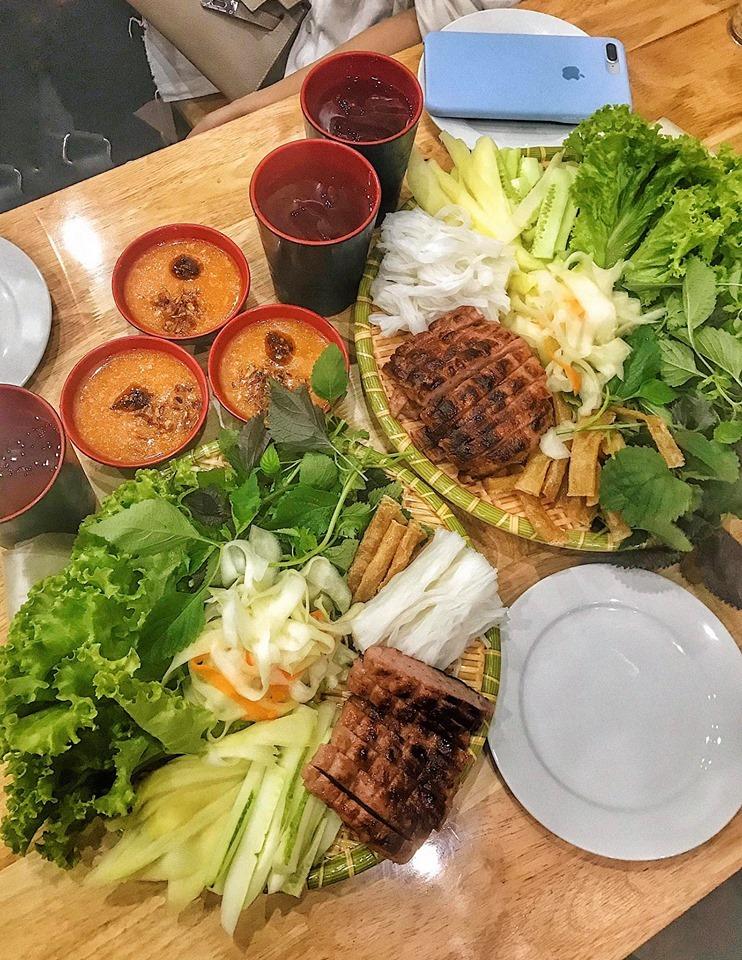 Nem nướng Tâm Việt