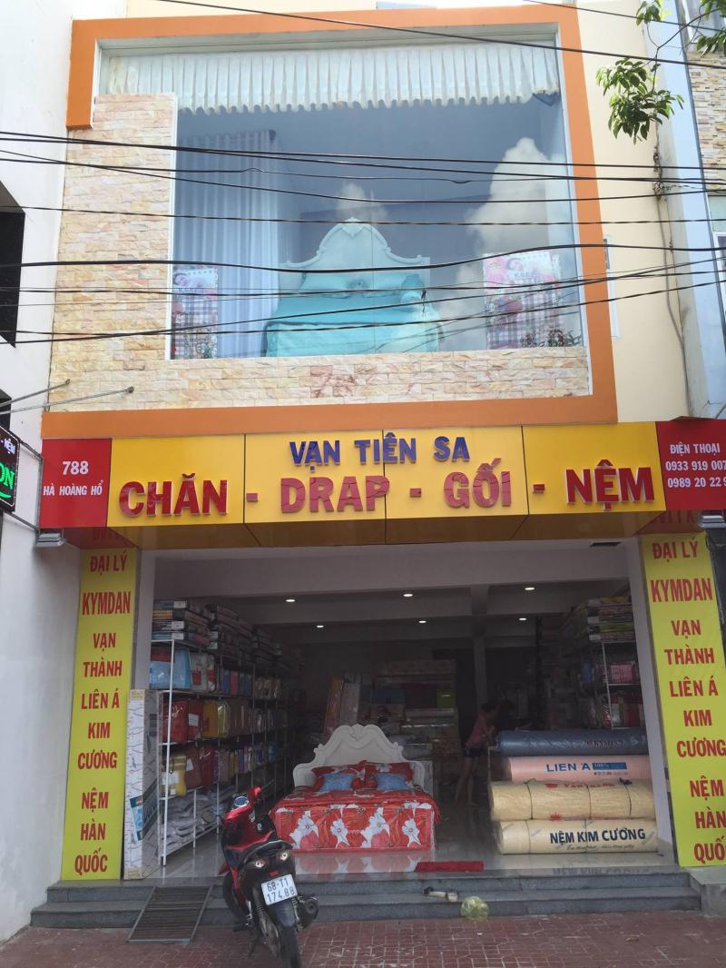 Nệm Vạn Tiên Sa - vantiensa.com