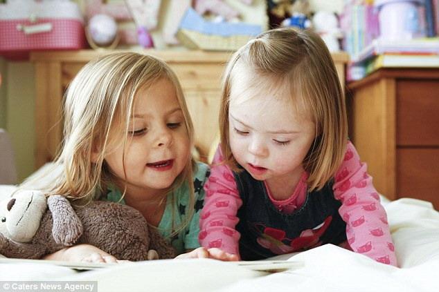 Hãy tạo môi trường giao tiếp tốt cho con.
