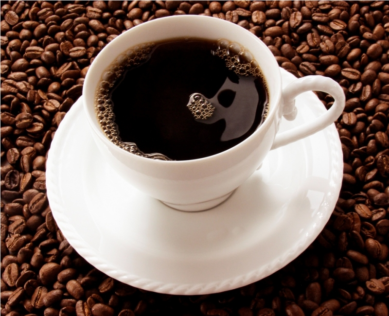 Nên chọn uống cà phê đen