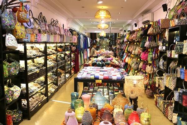 Nên mở cửa hàng đồ handmade ở đâu