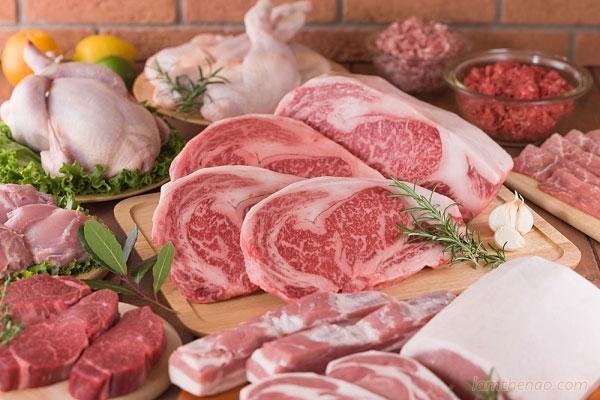 Thịt giàu chất béo – nguyên nhân gây bệnh tiểu đường