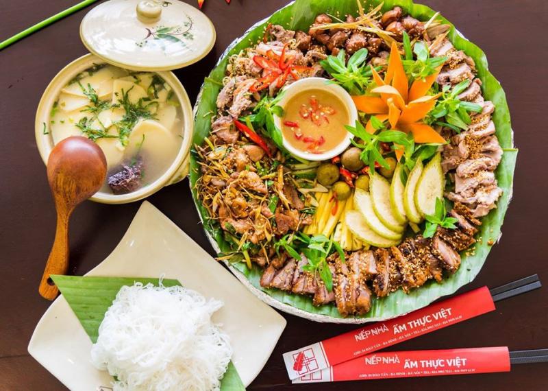 Nếp Nhà - Ẩm Thực Việt