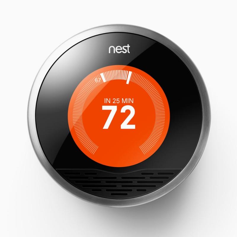 Thiết bị điều chỉnh nhiệt độ Nest Thermostat