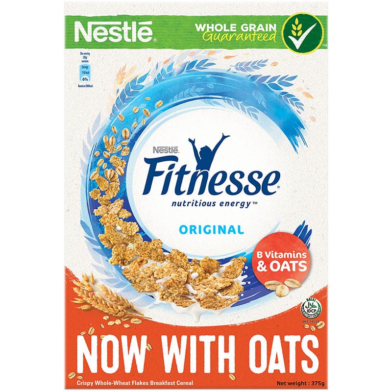 Nestlé Fitnesse