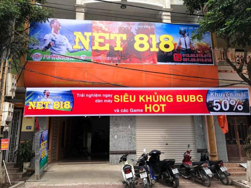 NET 818