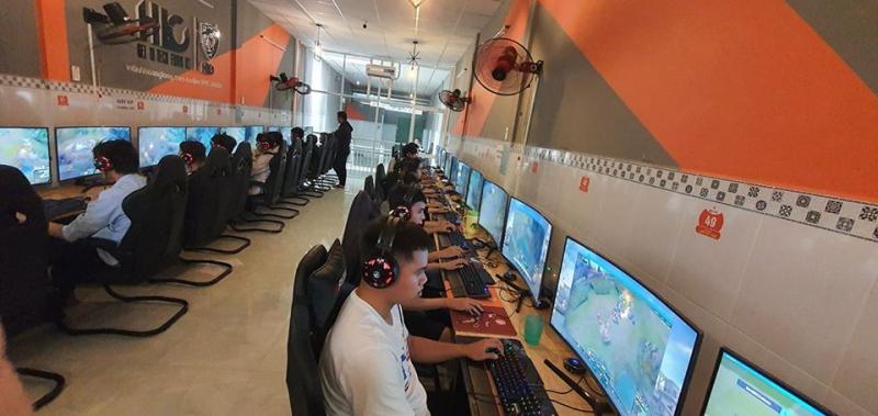 Số lượng máy nhiều, đáp ứng nhu cầu các game thủ