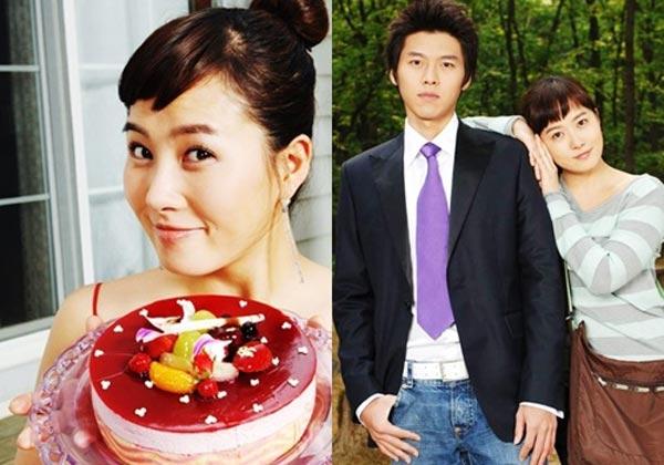 Kim Sun Ah và Hyun Bin một bước thành sao với bộ phim My name is Kim Sam Soon