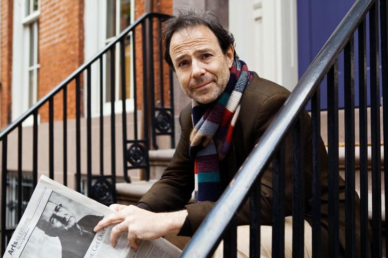 Nhà văn Marc Levy, tác giả của tác phẩm