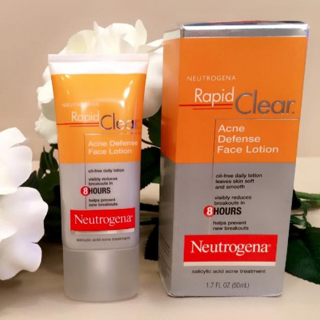 Neutrogena Acne Defense Face Lotion