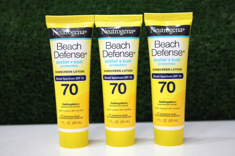 Kem chống nắng Neutrogena Mini Beach Defense SPF70+