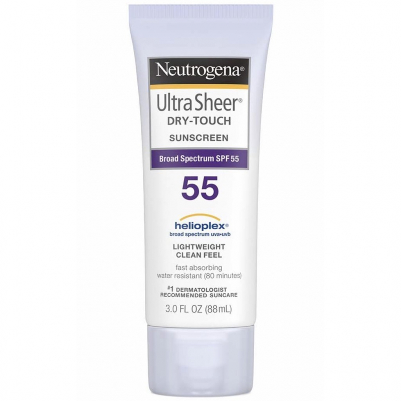 Neutrogena Ultra Sheer Dry-Touch Sunscreen SPF 55