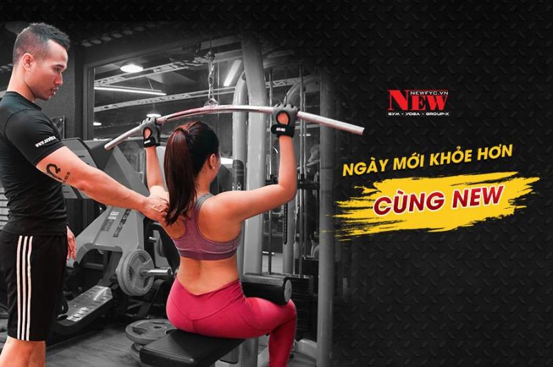 New Ba Đình - Fitness & Yoga Centers