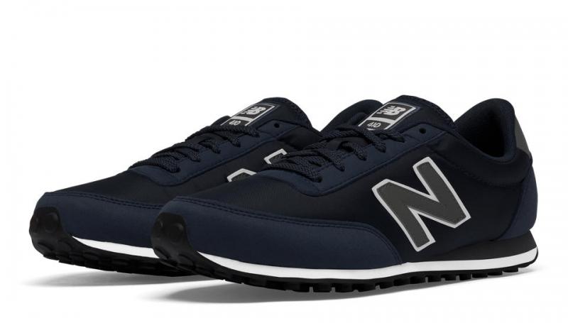 New Balance màu đen cổ điển