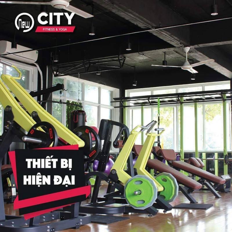 New City Fitness & Yoga