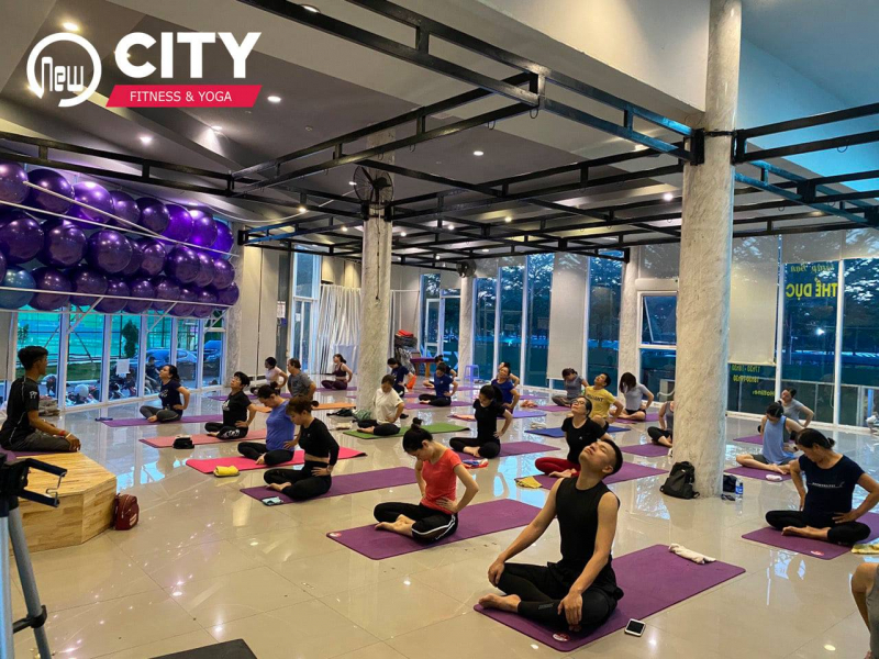 New City Fitness & Yoga