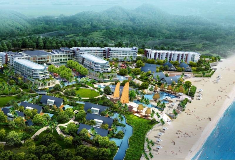 New Hội An City nằm ở cửa ngõ của mảnh đất xinh đẹp Hội An