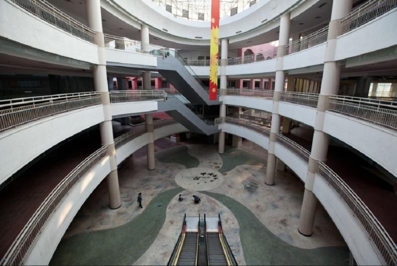 New South China Mall, China