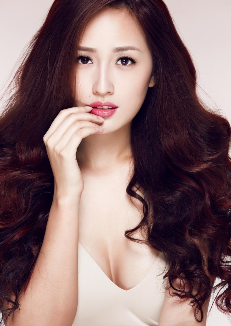Hoa hậu Mai Phương Thuý cũng là cái tên nổi bật bước ra từ New Talent.