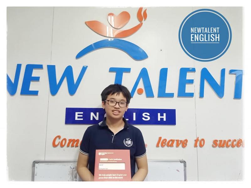 Trung tâm Anh Ngữ New Talent