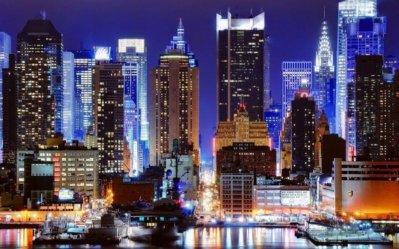 New York là trung tâm toàn cầu về thương mại và giao dịch quốc tế