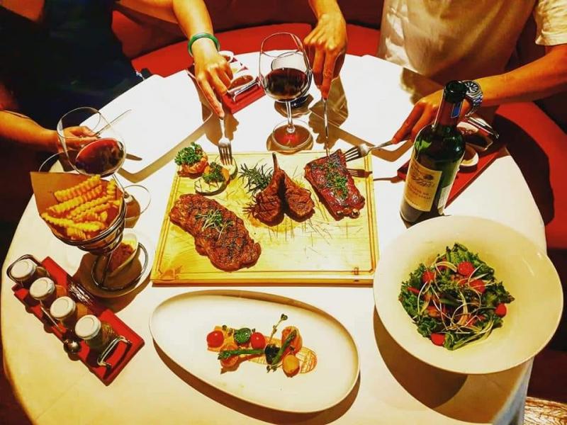 New York Steakhouse Saigon