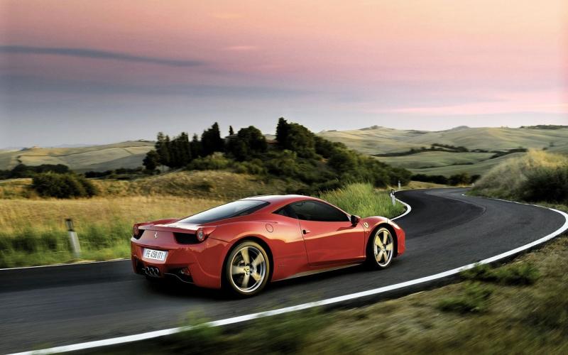 Cứ 1000 người Italia có đến 602 chiếc xe hơi