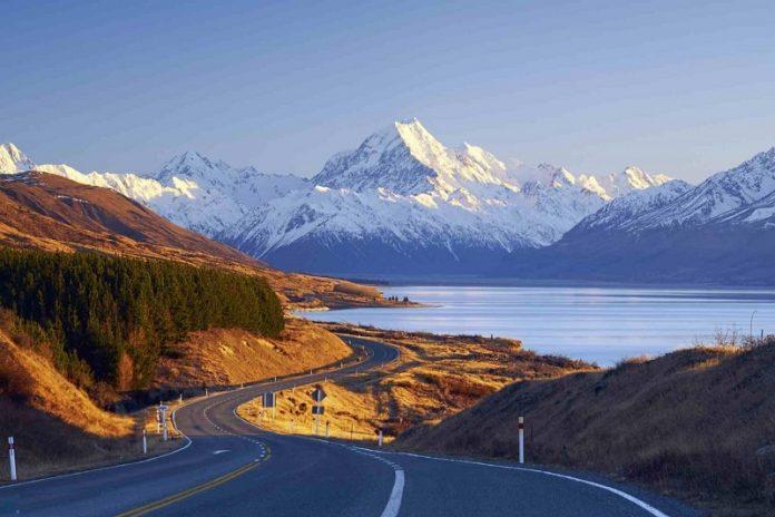 New Zealand là địa điểm du lịch đang chờ đón bạn