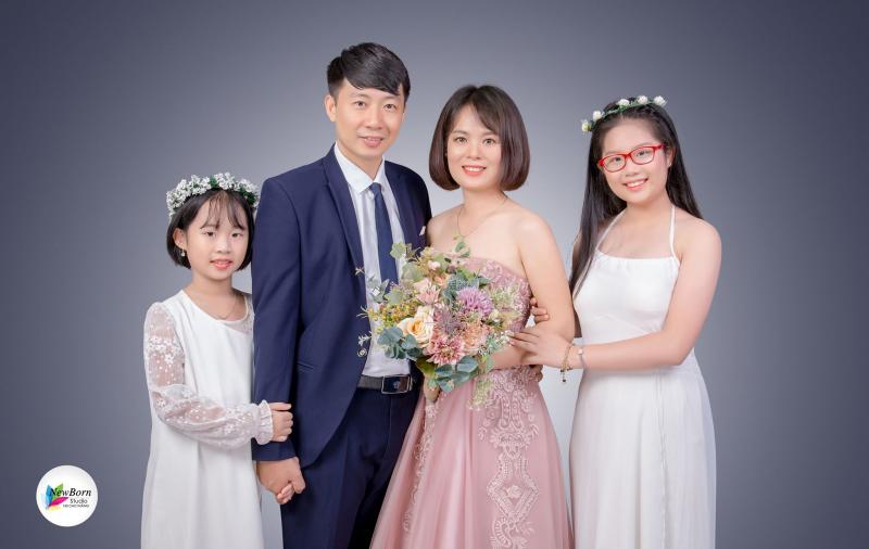 Tại Newborn gia đình bạn có thể lựa chọn các gói chụp ảnh khác nhau tùy vào điều kiện thời gian, tài chính của mình.